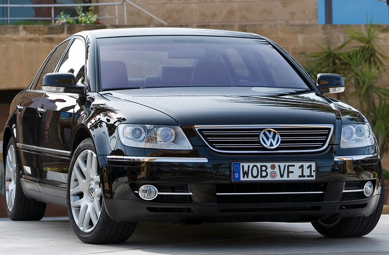 fifth gear gives the new vw phaeton w12 18 40 page 5. Black Bedroom Furniture Sets. Home Design Ideas