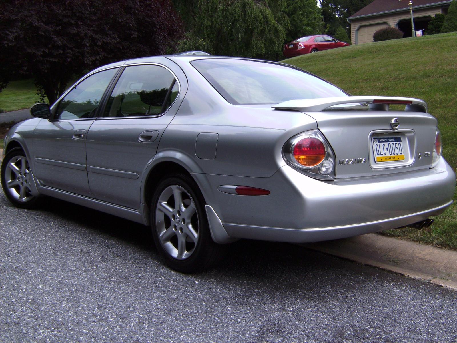 2003 Nissan Maxima Pictures Cargurus