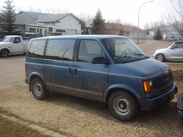 Picture of 1992 GMC Safari 3 Dr SLE Passenger Van