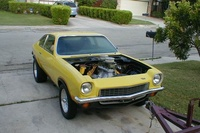 1971 Chevrolet Vega picture, engine, exterior