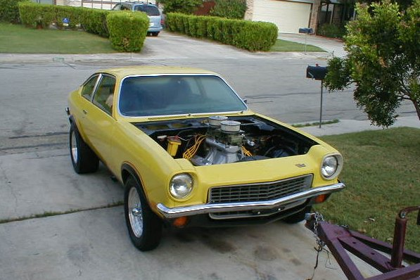 Chevrolet Vega For Sale by Anja