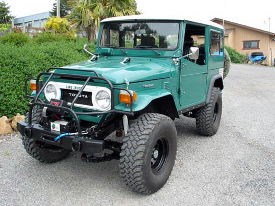 Picture of 1974 Toyota Land Cruiser, gallery_worthy