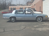 1990 Cadillac DeVille Base Sedan, 1990 Cadillac DeVille 4 Dr Sedan, 1 year later 4/08, exterior