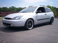 2000 Ford Focus ZX3 picture, exterior