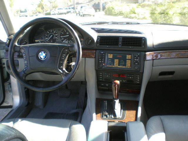 1999 Bmw 7 Series Interior Pictures 750 750li Picture