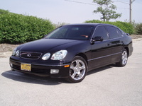 2002 Lexus GS 430 Picture Gallery