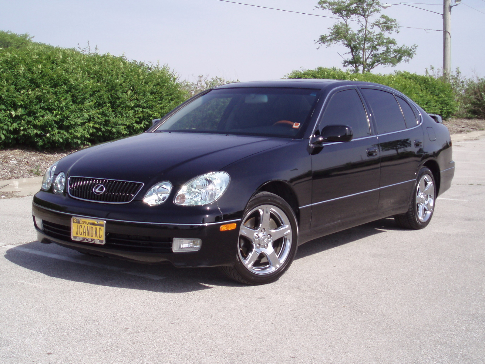 Picture of 2002 Lexus GS 430