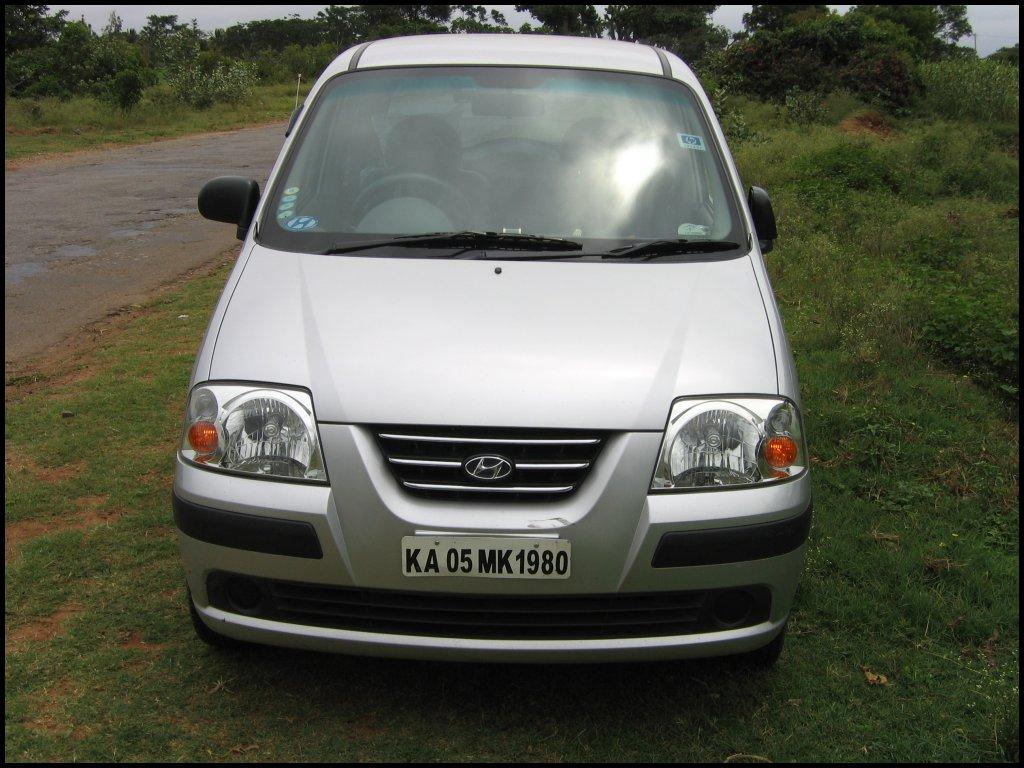 2006 Hyundai Santro Pictures Cargurus