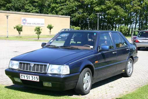 Lancia Thema 2010. 1992 Lancia Thema - Pictures