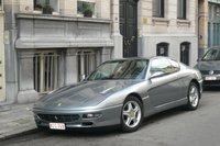 2001 Ferrari 456M Picture Gallery