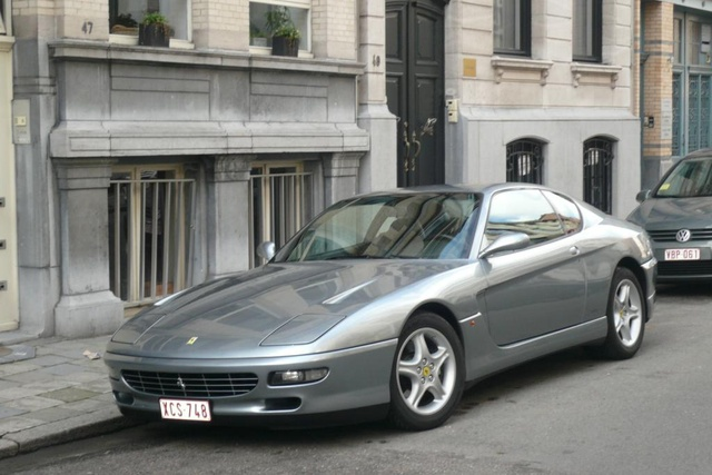Picture of 2001 Ferrari 456M GT Coupe