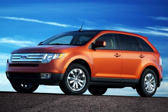 2007 Ford Edge SEL AWD picture