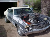 Picture of 1972 Chevrolet Chevelle SS Hardtop Coupe RWD, engine, gallery_worthy