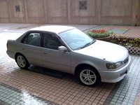 Picture of 1998 Toyota Corolla, exterior