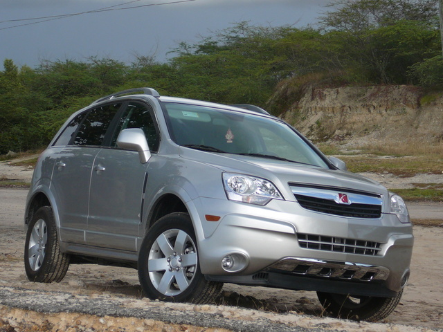 Picture of 2008 Saturn VUE, exterior