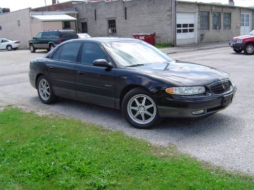 2000 Buick Regal GS picture, exterior