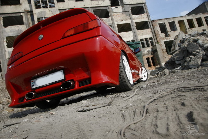 1997 Alfa Romeo 146 picture, exterior