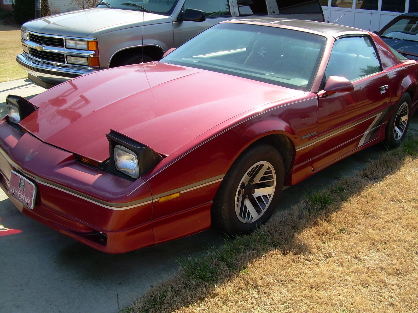 1990 Pontiac Firebird Pictures Cargurus