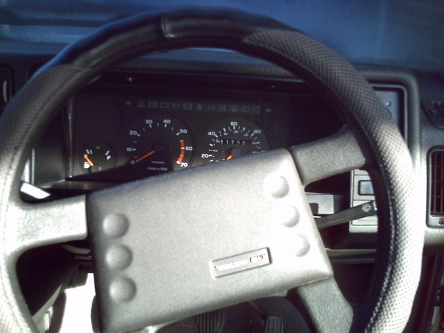 Picture of 1989 Volvo 360, interior