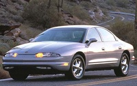 1998 Oldsmobile Aurora, Picture of 2001 Oldsmobile Aurora, exterior