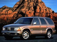 1998 Oldsmobile Bravada Overview