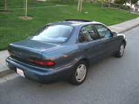 Picture of 1997 Geo Prizm, exterior