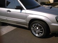 2005 Subaru Forester XT, Fantastic wheels!, exterior, gallery_worthy