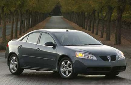 Foto de un 2007 Pontiac G6 GT