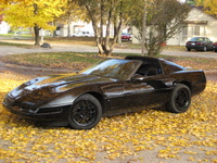 1996 Chevrolet Corvette Base, 1996 Chevrolet Corvette 2 Dr STD Hatchback picture, exterior