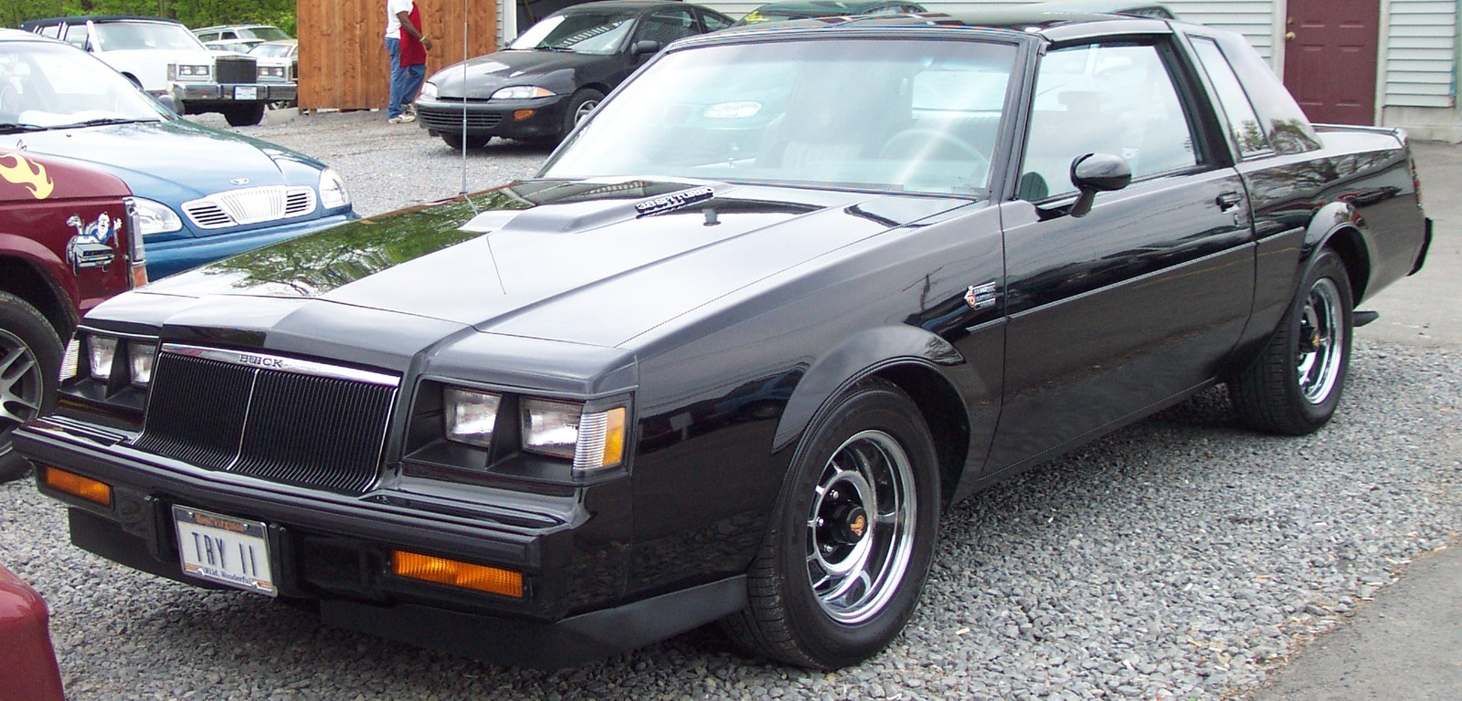 Buick Grand National Pic on 2004 Buick Lacrosse Cxs