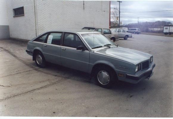 1981 Pontiac Phoenix Pictures Cargurus