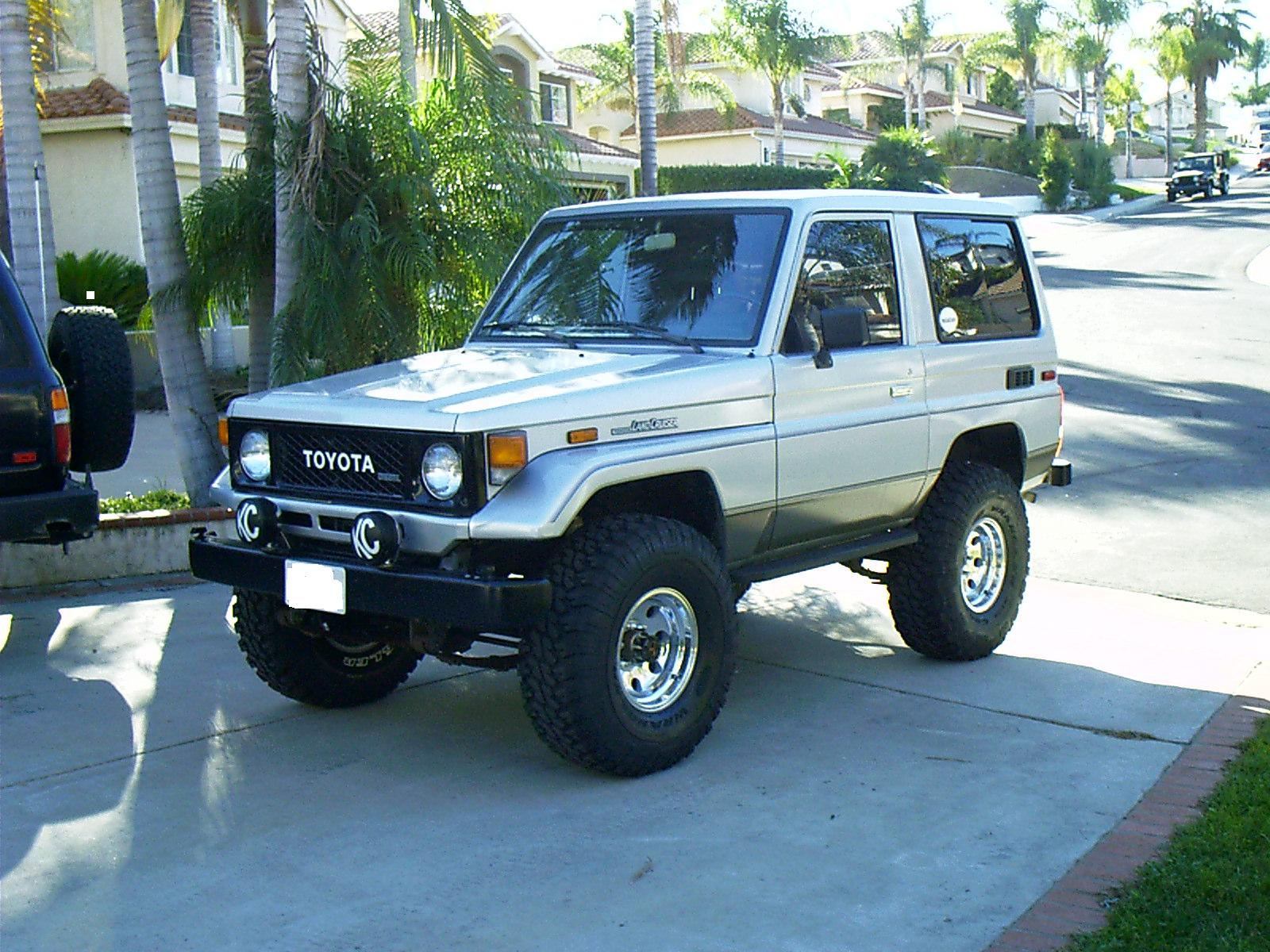 1976 Toyota Land Cruiser on 1987 Toyota Land Cruiser   Pictures   1987 Toyota Land Cruiser Pictu