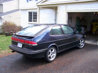 1997 Saab 900 2 Dr SE Turbo Hatchback picture, exterior