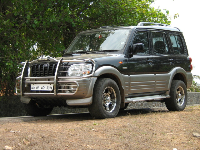 Picture of 2006 Mahindra Scorpio, exterior, gallery_worthy