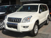 2005 Toyota Land Cruiser Prado Picture Gallery