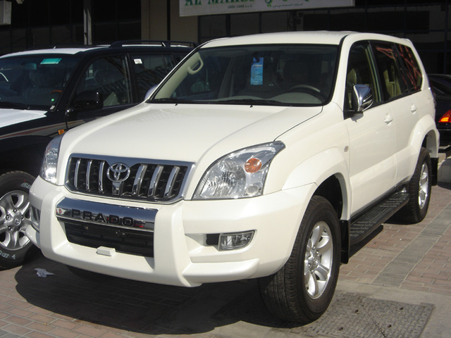 Picture of 2005 Toyota Land Cruiser Prado Meru