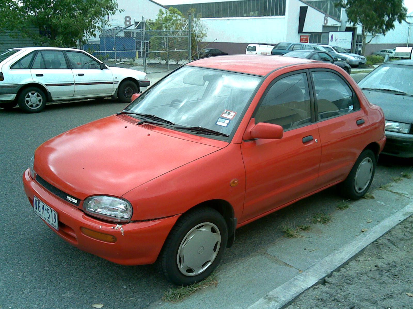 1995 Mazda 121 Pictures Cargurus