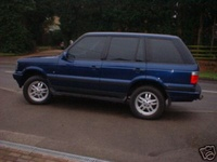 1995 Land Rover Range Rover Overview