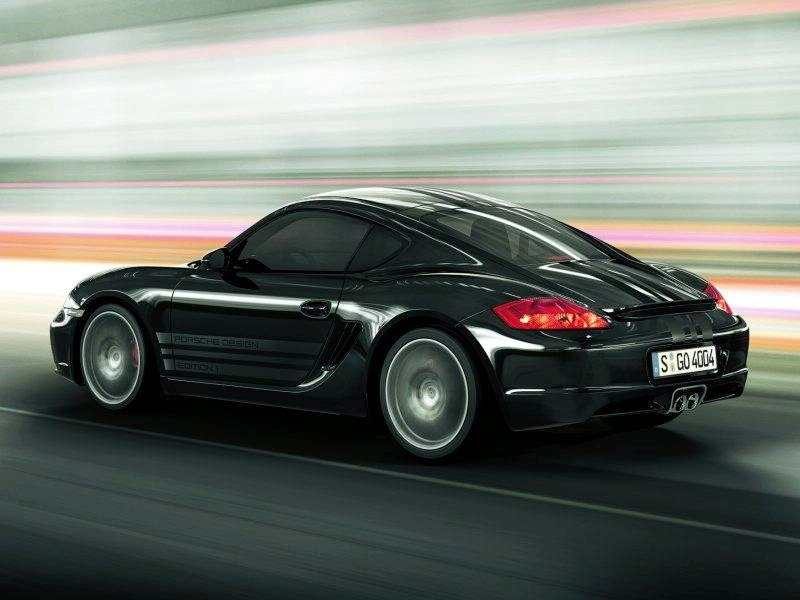 2008 Porsche Cayman S Porsche Design Edition 1 - Pictures - 2008 ...