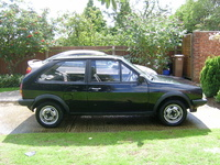 1984 Volkswagen Polo Overview