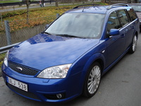 2004 Ford Mondeo Overview