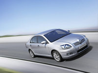2007 Toyota Avensis Picture Gallery