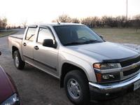 Picture of 2008 Chevrolet Colorado LT1 Crew Cab, exterior