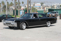 1961 Lincoln Continental picture, exterior