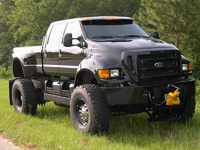 2006 Ford F-650 Overview
