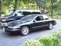 Picture of 1995 Lincoln Mark VIII 2 Dr STD Coupe, exterior