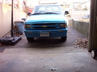 Picture of 1995 Chevrolet S-10 LS Extended Cab RWD, exterior, gallery_worthy