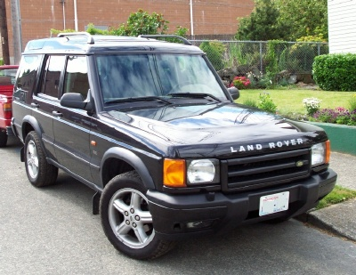 2001 Land Rover Discovery Series II 4 Dr SE AWD SUV picture, exterior