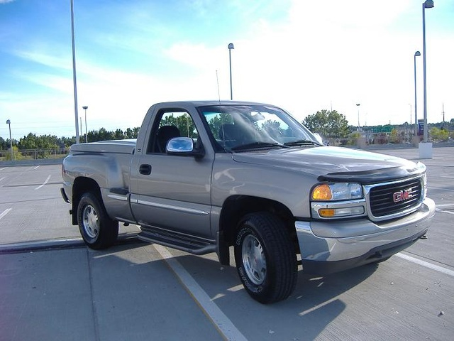 Picture of 2002 GMC Sierra 1500 SLE 4WD Standard Cab SB