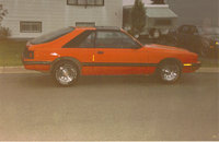 Picture of 1983 Mercury Capri, exterior
